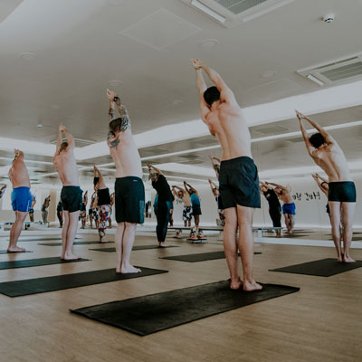 hot yoga classes in staines surrey